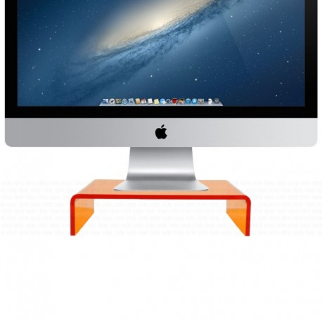 STEYG STAND ORANGE IMAC / PC MONITOR