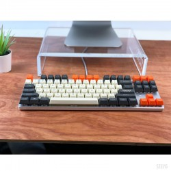 Mechanical keyboard vintage style
