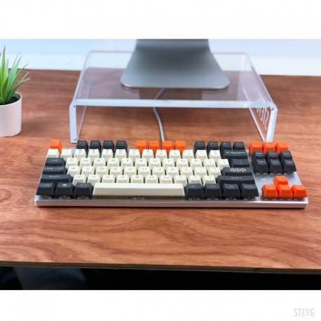 Mechanisch toetsenbord vintage stijl 02