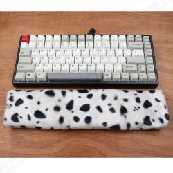 Clavier repose-poignets STEYG avec coques de sarrasin - Dalmatier