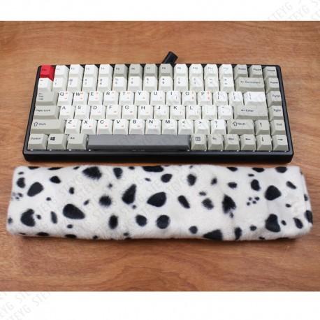 STEYG Wrist Rest Keyboard with buckwheat hulls - Dalmatier