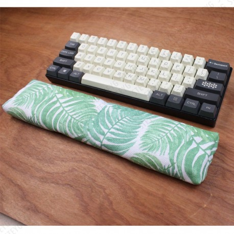 STEYG Wrist Rest Keyboard with buckwheat hulls - Dalmatier
