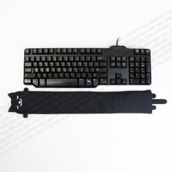 STEYG Polssteun voor Toetsenbord  Kat Zwart