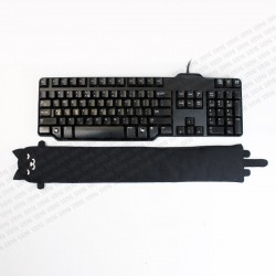 STEYG Wrist Rest for Keyboard | Cat Black
