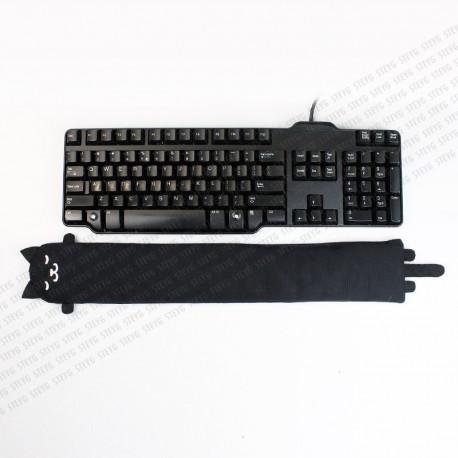 STEYG Wrist Rest for Keyboard | Cat Black