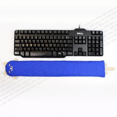 STEYG Wrist Rest für Tastatur | Katze Blau