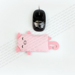STEYG Polssteun voor Computermuis   Varken Roze