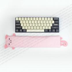 STEYG Polssteun voor Mechanische of Compacte Toetsenbord| Varken Roze