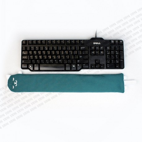 STEYG Wrist Rest for Keyboard | Cat Green
