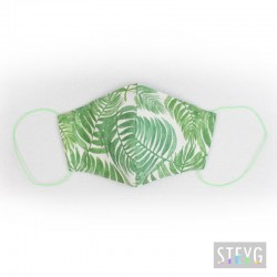 Reusable face mask BOTANICAL