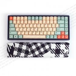 STEYG Wrist Rest Keyboard   PATTERNS    mit Buchweizenschalen