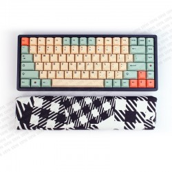 STEYG Wrist Rest Keyboard | PATTERNS | Filled with buckwheat hulls