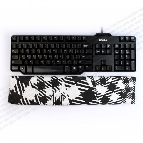 STEYG Wrist Rest Keyboard | PATTERNS  | mit Buchweizenschalen