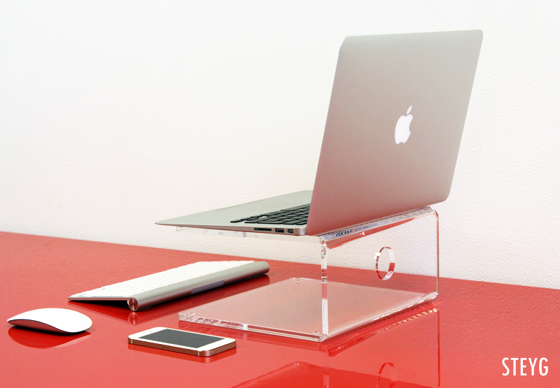 STEYG stand voor Macbook Air