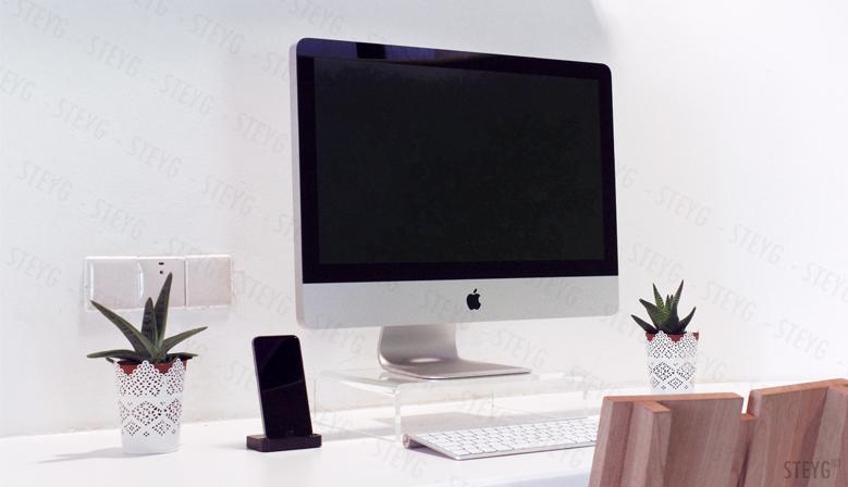 STEYG iMac stand
